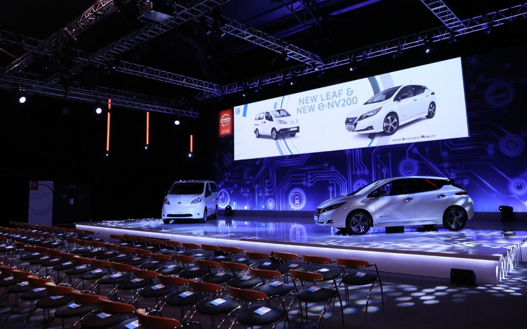 Nissan Leaf Dealer Launch