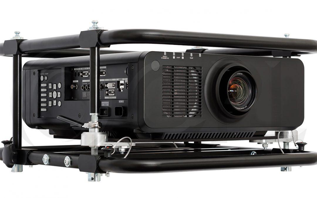 New Kit: Panasonic PT-RZ970 Laser Projectors