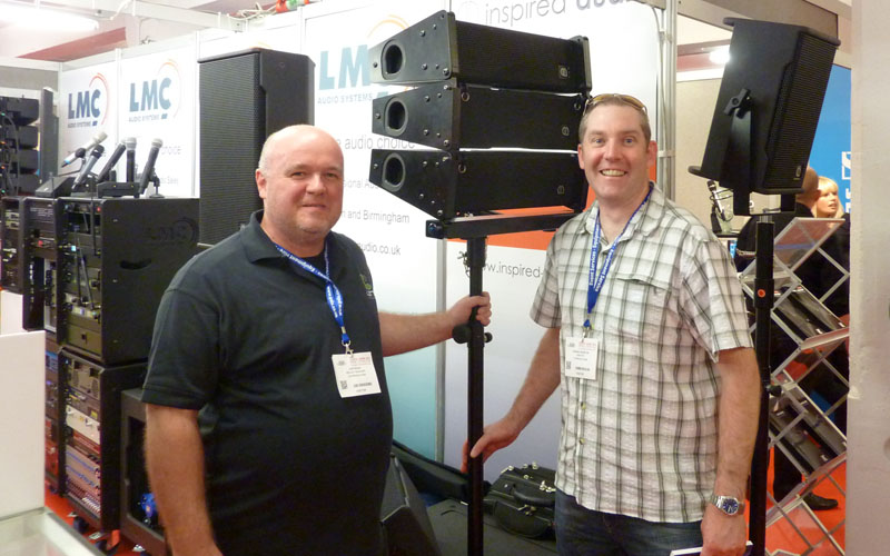 LTN Invests in Inspired Audio Optima 5 Array